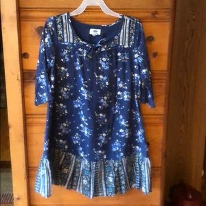 ⭐️5/$25⭐️/ Old Navy boho style tunic/dress